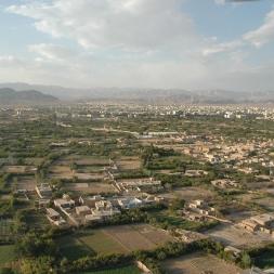 سمنان، شهری در باغ